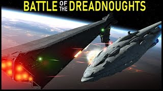 Battle of the Dreadnoughts -- A Star Wars Short Film