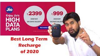 Best JioFi Long Term Recharge Plan of 2020 | AMTVPro