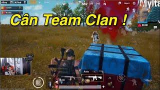 PUBG Mobile | Dùng Flare Gun Dụ Địch || Đi Cướp Thính Clear Luôn Team Clan √