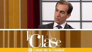 """""""Al que pongan adelante, lo voy a investigar"""", Hugo Alconada Mon en La Clase"""