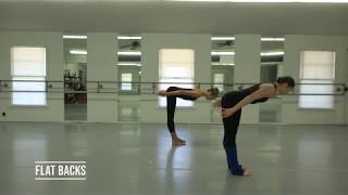 Intermediate Advanced Horton Modern Class