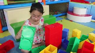 Doctor baby Nursery rhymes song for Kids   Fun indoor playground