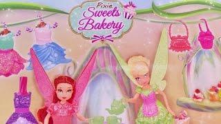Disney Fairies Pixie Sweets Bakery ★ For Kids Worldwide ★