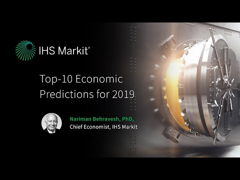 Top 10 Economic Predictions for 2019 -- Japanese economy