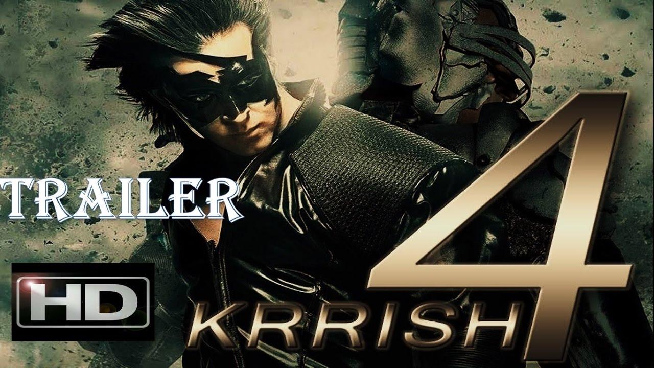 Krish Official Trailer New Action Movie  Hd Trailer Hrithik Roshan Youtube