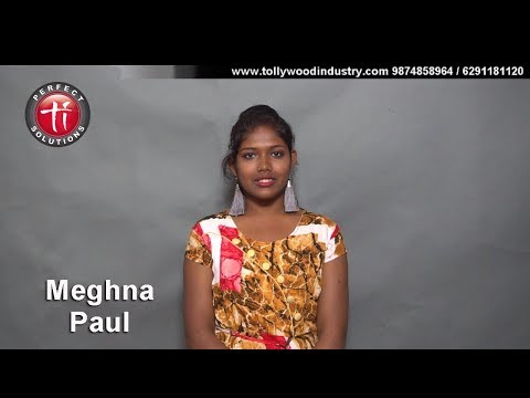 Audition Of Meghna Paul For A Bangla Serial | Bangla Serial Auditions In Kolkata