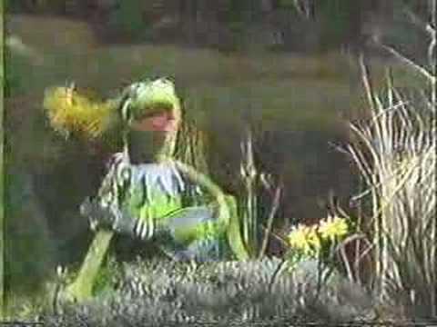 Classic Sesame Street - Kermit's minstrel song