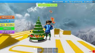Roblox sprinting simulator 5