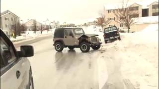 WSP responded to 100+ vehicle crashes in Spokane area Wednesday morning