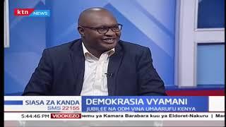 DEMOKRASIA VYAMANI: Je kuna demokrasia katika vyama? Sehemu ya Pili | SIASA ZA KANDA