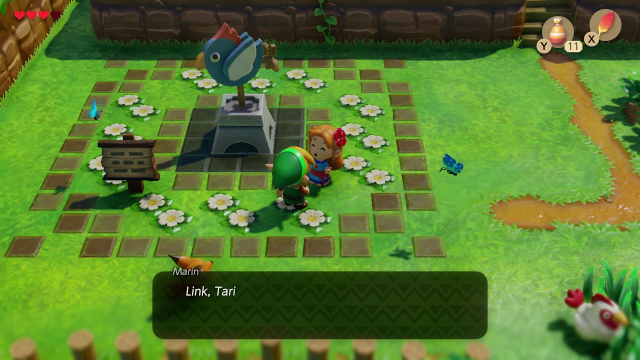 Marin S Song Marin Sings Ballad Of The Windfish Link S Awakening On Nintendo Switch Remake