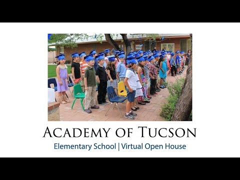 Academy of Tucson Elementary School Tour