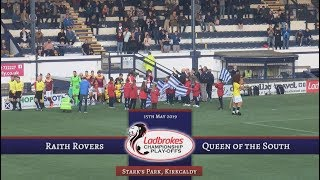 Raith Rovers Vs Queen of the South