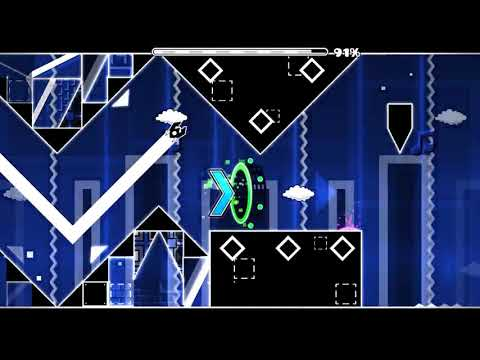 (Secret Way - Free Easy Demon 10✭) Ante Meridiem by lDrake - Geometry Dash