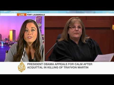 Trayvon Martin family's lawyer talks to Al Jazeera