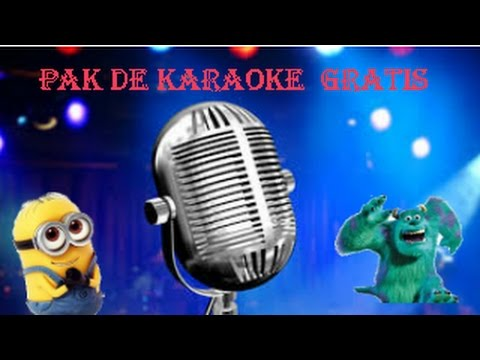 Pack de 1000 karaokes gratis  en mp4