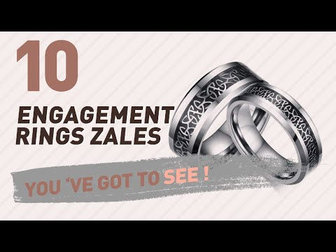 Engagement Rings Zales Top 10 Collection_UK New & Popular 2017