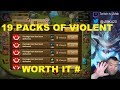 [Summoners War] Opening 19 Violent rune packs and power up!!!
