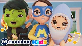 Baby Shark Dance - Halloween | Nursery Rhymes & Kids Songs - SHARK WEEK | Little Baby Bum Songs