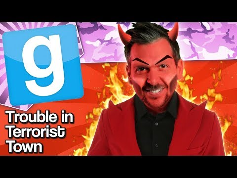I SWITCHED SIDES! | Gmod TTT