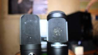 audio technica at4033 cl review
