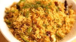 Masala Bhaat (masala Rice)