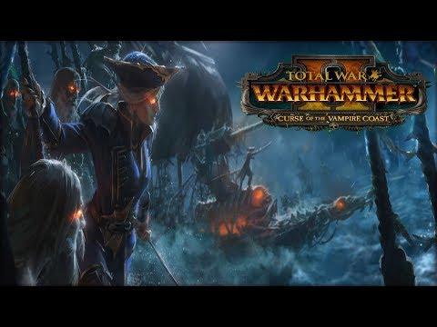 Total War: Warhammer 2 - Vampire Coast Movies
