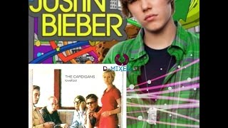 Justin Bieber - Love Me / The Cardigans - Love Fool - Music Compari...