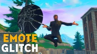 HOW TO DANCE OR EMOTE WHILE GLIDING FORTNITE | DANCE GLIDING GLITCH IN FORTNITE
