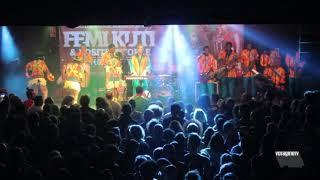 Femi Kuti&The Positive Force@Mon Live.22/11/18