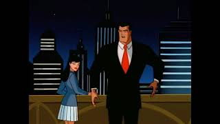 Batman & Superman: Worlds Finest - Bruce Wayne & Lois Lane Scenes