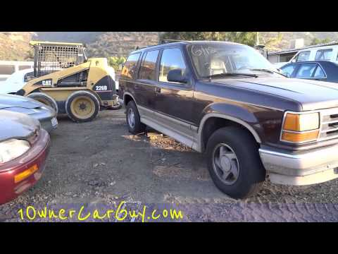 Car Parts Auto Part Fix & Repair ~ Cars Trucks For Sale Parting Out Video Review