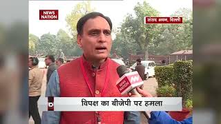 Political parties have to unite on Ram Temple issue, says BJP MP Rakesh Sinha