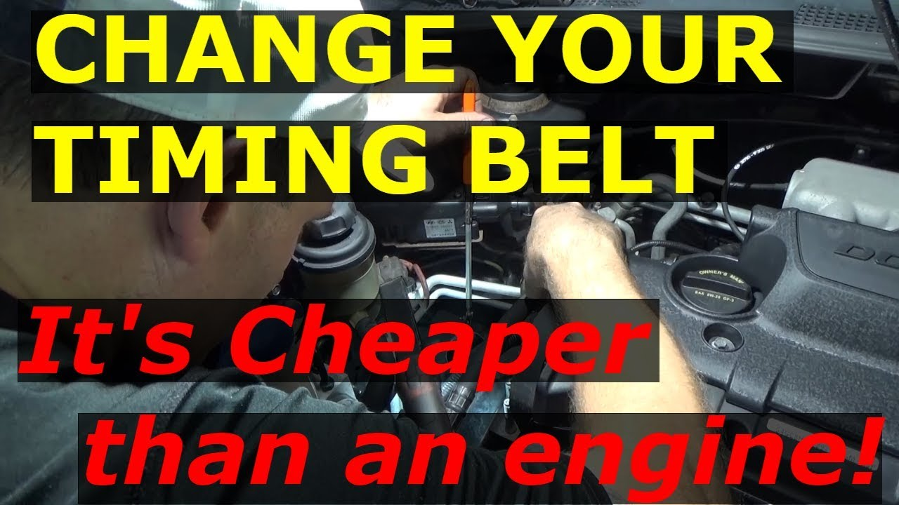 2 0l timing belt replacement kia sportage and many others