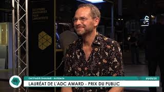Lauréats des ADC AWARDS 2020, interview de Carl Fredrik Svenstedt