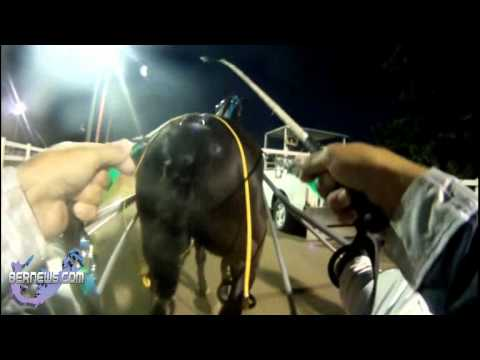 Harness Pony Racing Go Pro, Sept 21 2012