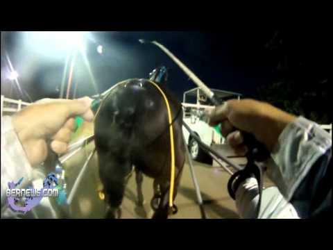 Harness Pony Racing Go Pro, Sept 21 2012