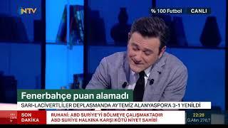 Rıdvan Dilmen: Gustavo'yu değil Kolarov'u alırdım (%100 Futbol 16 Eylül 2019)