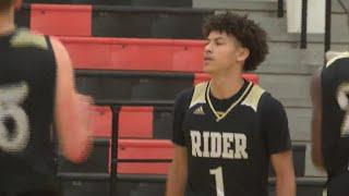 Boy's Basketball: Rider vs Frisco Legacy Christian - December 13, 2019