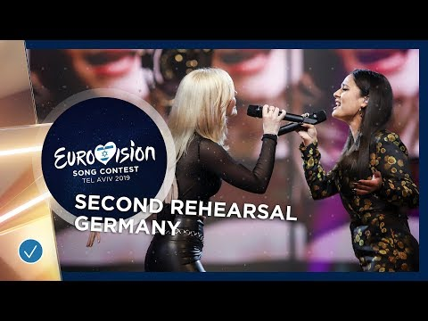 Germany 🇩🇪 - S!sters - Sister - Exclusive Rehearsal Clip - Eurovision 2019