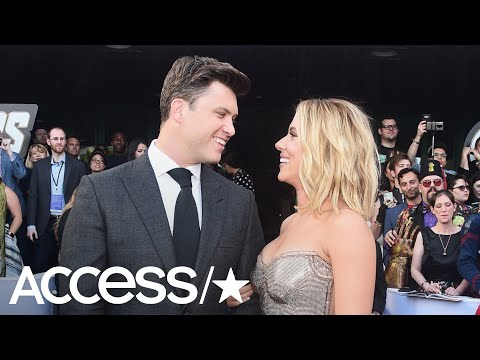 Scarlett Johansson & Colin Jost Are Engaged! | Access