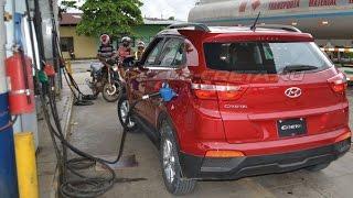 Крета Расход топлива Hyundai Creta 1.6 2WD смотреть