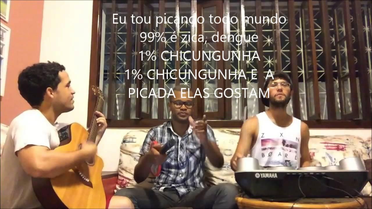 CHICO CUNHA MÚSICA DA CHICUNGUNHA CHIKUNGUNYA 7e7b8dcdbe0c2