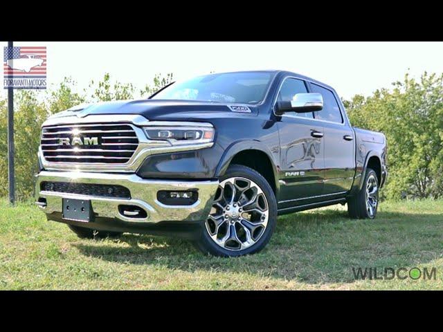 Dodge Ram 1500 Longhorn: i brevi di Fioravanti Motors