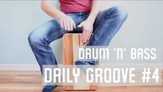 Cajon Beat #4 - Drum