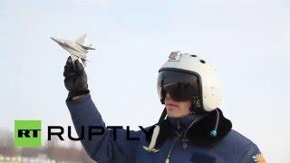 Russia: Su-30 pilots compete for places at Aviadarts-2016 aerobatics comp