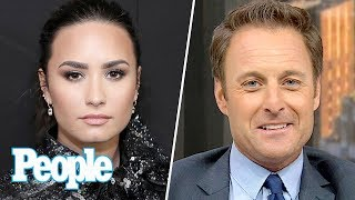 Demi Lovato Opens Up About Her Sobriety, 'The Bachelor' Host Chris Harrison Tells All | PeopleTV