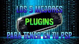 Los 5 mejores plugins para tener en tu PSP | luigi2498
