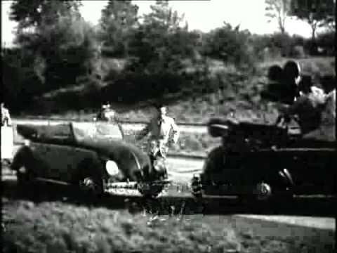 Werbung vw k fer cabriolet 50er jahre video for Kuchenschranke 50er jahre