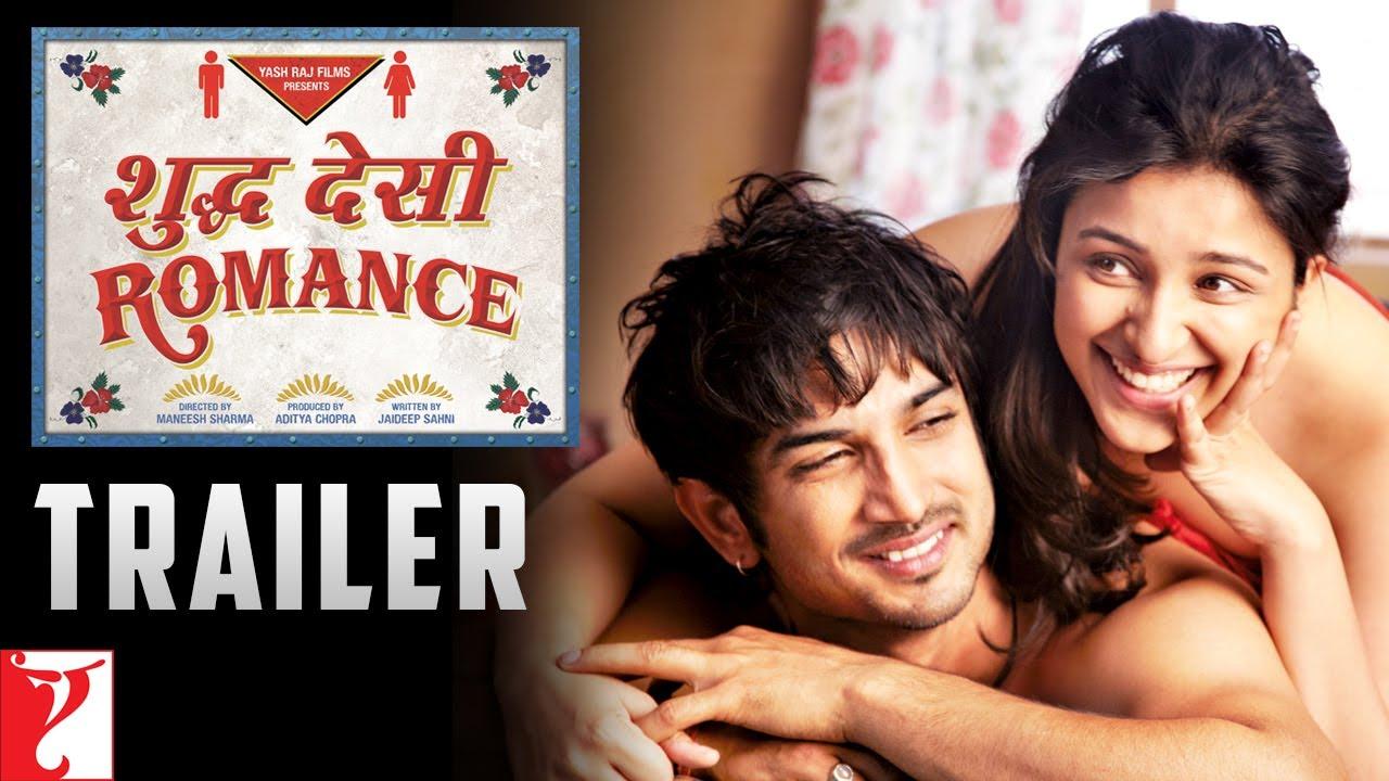 Download Shuddh Desi Romance (OmU) - Trailer